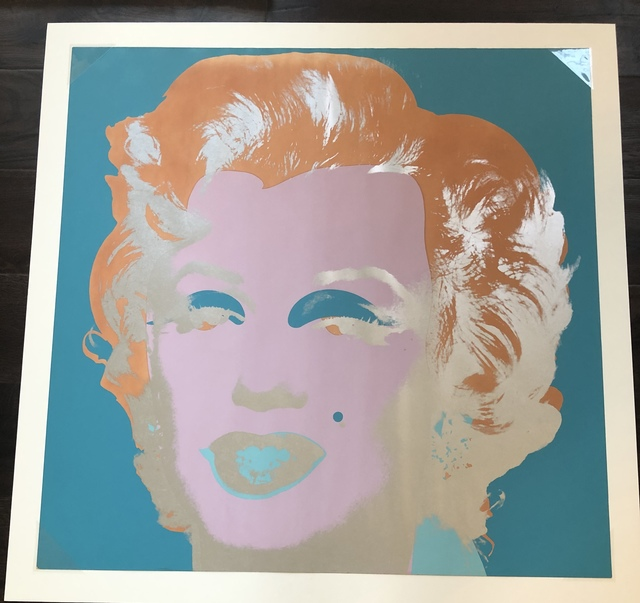Andy Warhol, 'Marilyn Monroe (Marilyn) F&S II.29', 1967, Print, Screenprint on paper, Fine Art Mia