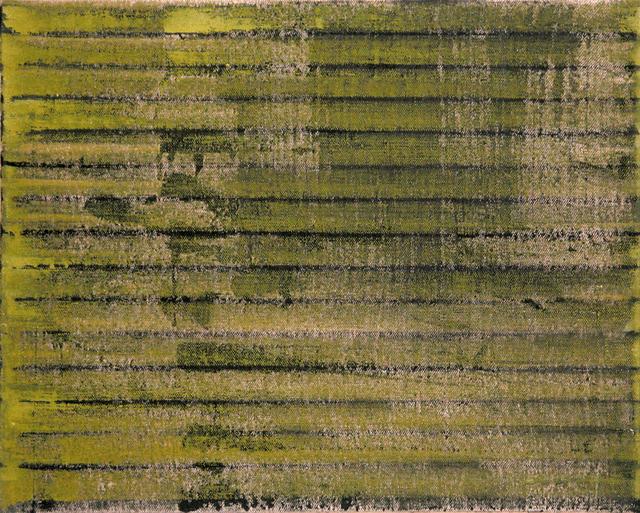 Helmut Federle, 'Legion XVII', 1997, Painting, Acrylic and oil on canvas, Peter Blum Gallery