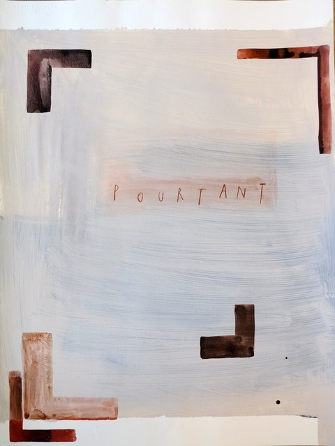 , 'Pourtant,' 2015, GALLERY FIFTY ONE