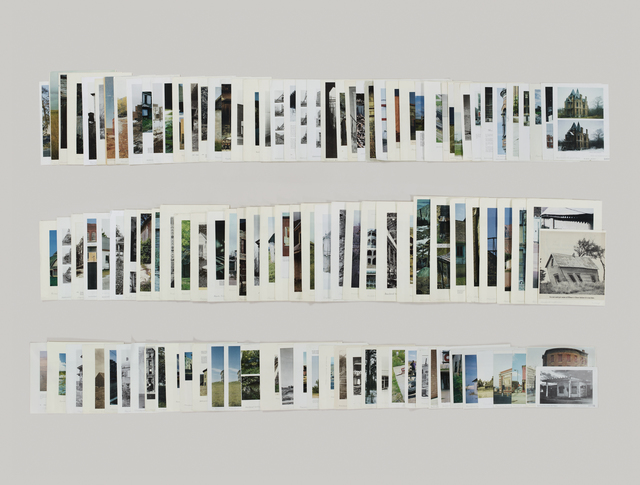 Taryn Simon, 'Folder: Abandoned Buildings & Towns', 2012, Choice Works: Benefit Auction 2017