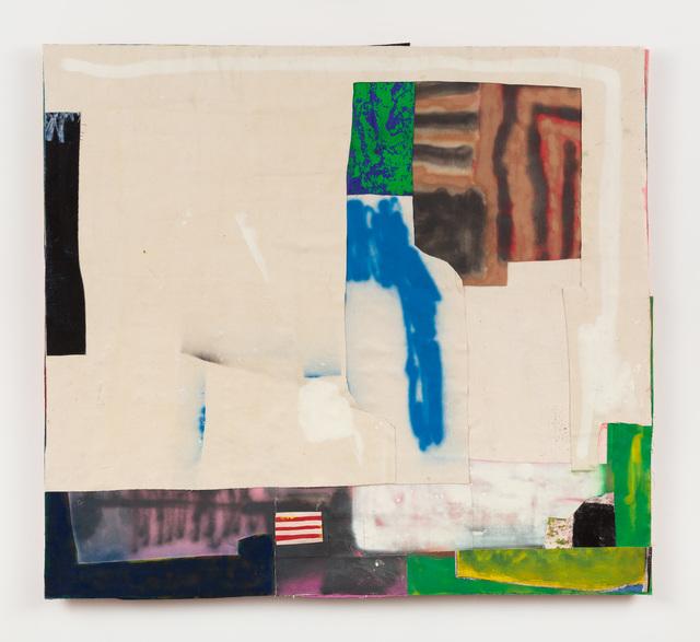 , 'Falling Water,' 2018, Rachel Uffner Gallery