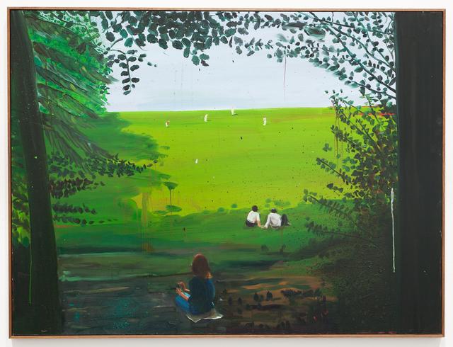 , 'Yet Untitled,' 2018, Galleri Magnus Karlsson