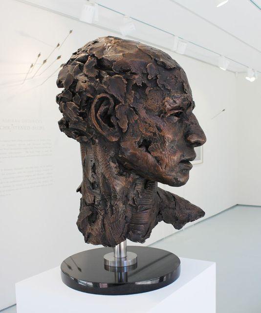 , 'Transfiguration (bust),' 2017, 99 Loop Gallery