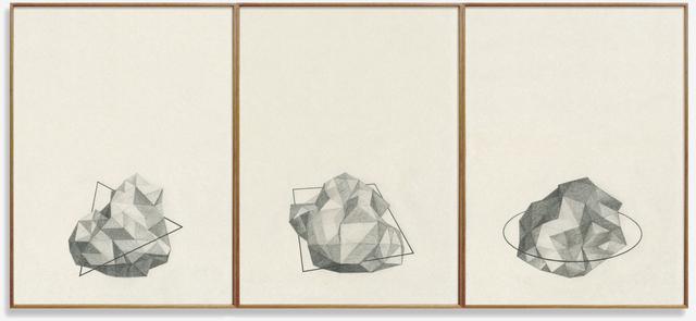 , 'La regla que corrige la emoción P.R.,' 2015, Arróniz Arte Contemporáneo