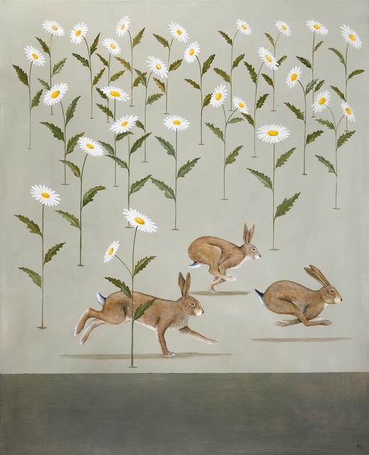 , 'A Husk of Hares,' 2018, Jonathan Cooper