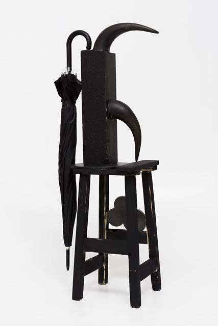 , 'Um Guarda-Chuva é um Guarda-Chuva, from Confortable Seats series,' 2015, Mendes Wood DM