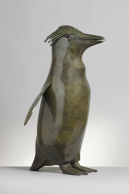 , 'Royal Penguin,' 2002, Galerie Dumonteil