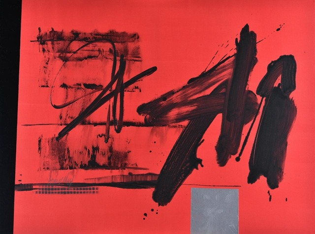 , 'Red (Rojo),' 2015, Canale Diaz Art Center