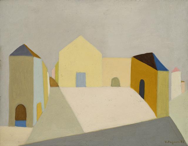 , 'L'Eglise,' 1955, Jeanne Bucher Jaeger