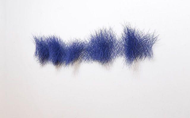 , 'Periwinkle Wall Cloud ,' 2017, De Buck Gallery