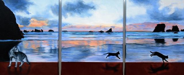 , 'Horizon's Light VI,' 2013, Walter Wickiser Gallery