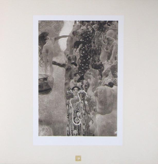 , 'Medicine [Das Werk Gustav Klimts] [Signature Edition],' 1914, Jason Jacques Gallery