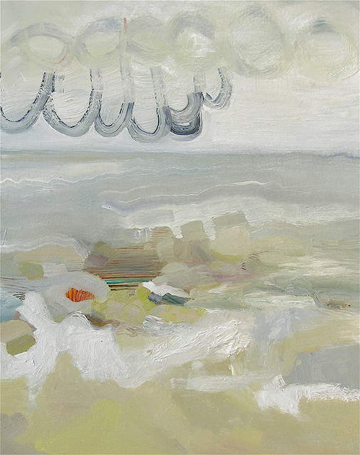 , 'Cloud Day,' 2009, Kathryn Markel Fine Arts