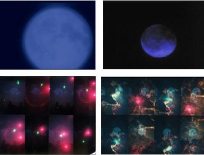 Leandro Katz, '12 Moons (and 365 Sunsets)', 1976-2012, Herlitzka + Faria