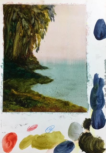 , 'Jungle beach,' 2017, Barnard