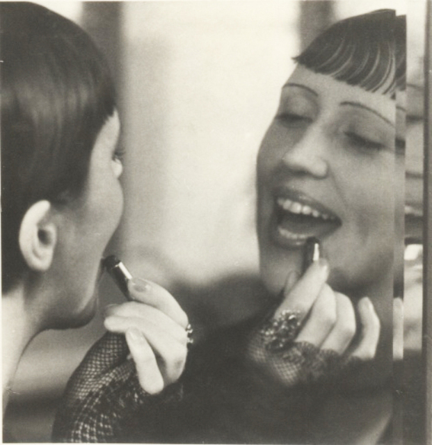 , 'Eckstein with Lipstick,' 1930, Robert Mann Gallery