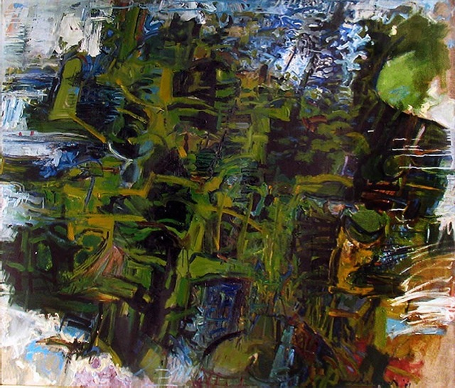 , 'The Forrest,' 1961, Mindy Solomon Gallery