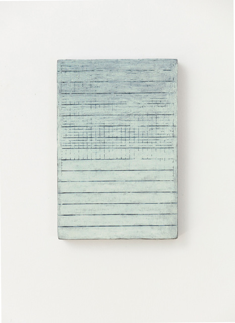 , 'Grid Painting #9,' 2017, Purdy Hicks Gallery