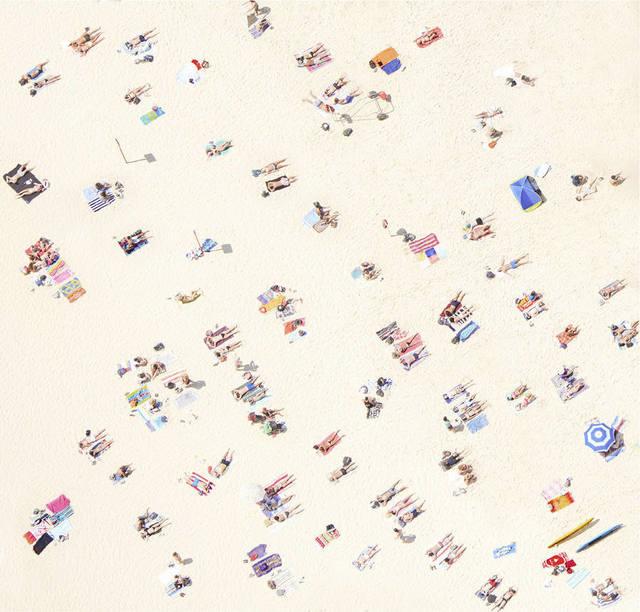 Joshua Jensen-Nagle, 'Sydney Sunbathers II', 2015, Bau-Xi Gallery