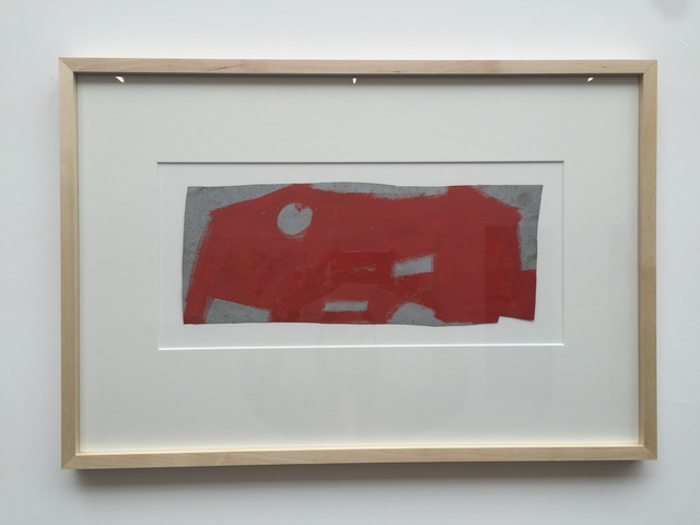 , 'Orange,' 1960, balzer projects