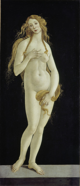, 'Venus,' 1490s, Victoria and Albert Museum (V&A)