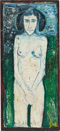 Billy Childish, 'Sheila,' 1982, Phillips: New Now (December 2016)