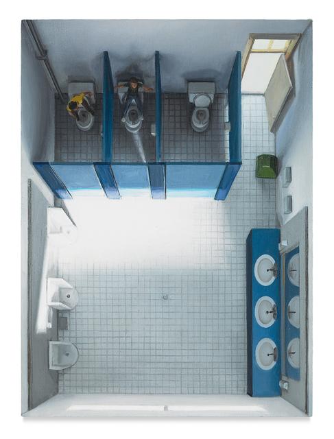 , 'Drills - Bathroom,' 2018, Miles McEnery Gallery