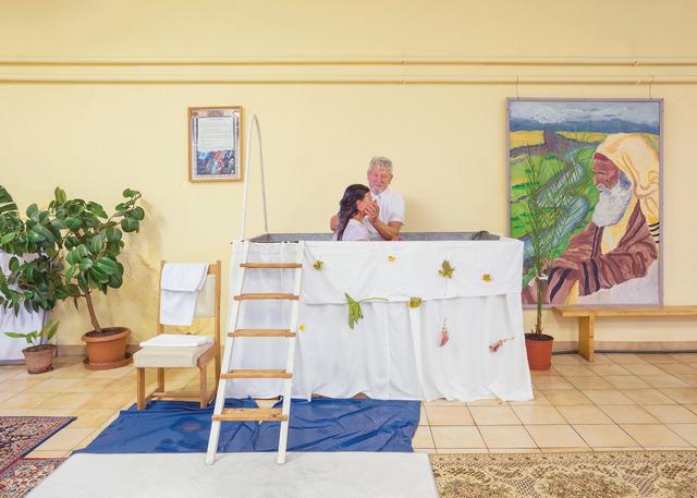 , 'Furnishing the Sacred No. 10,' 2016-2017, Inda Gallery