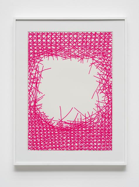 , 'CAP015,' 2017, Galeria Luisa Strina