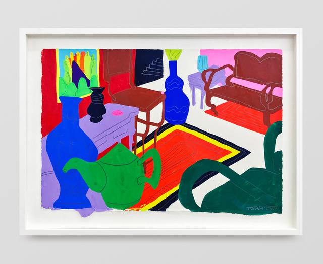 , 'Room Of Small Treasures,' 2017, V1 Gallery