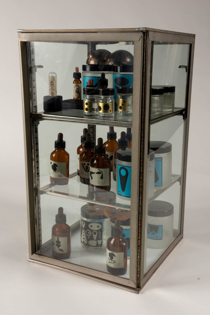 Charles Luce, 'Apothecary Cabinet', Doyle