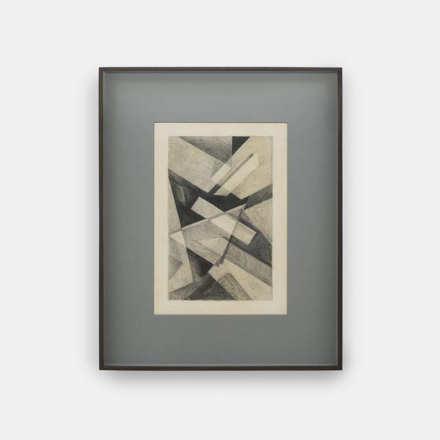 Lygia Clark, 'Untitled', 1952, LURIXS: Arte Contemporânea