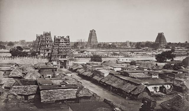 , 'Sri Ranganathaswamy ,' 1875-1876, Getty Images Gallery