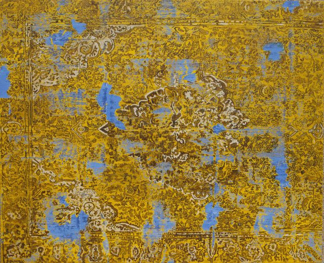 , 'Yellow Carpet,' 2015, Aicon Gallery