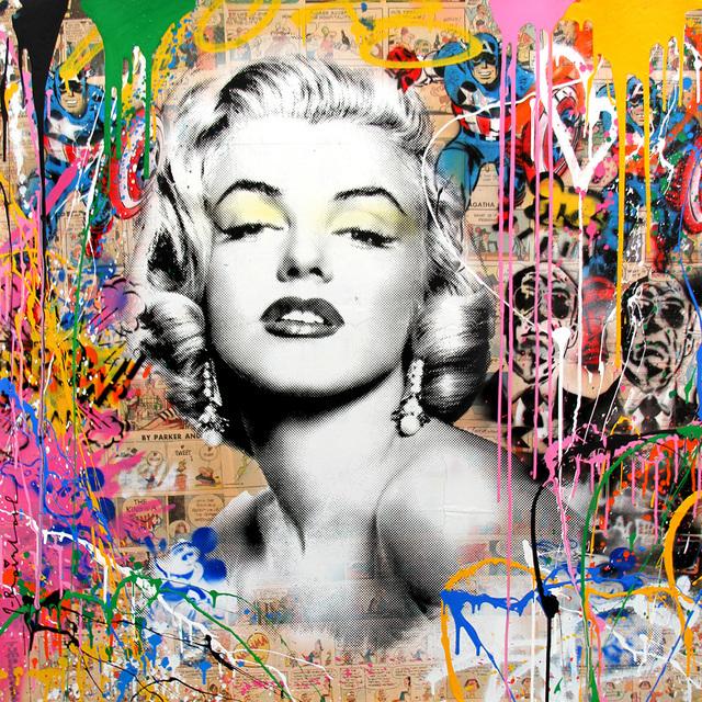 , 'Marilyn,' 2016, Zemack Contemporary Art