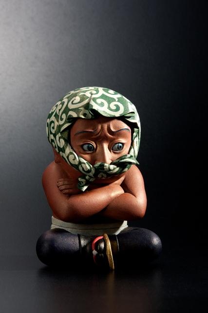 , 'Konezumi-doji/ 小ねずみ童子,' 2015, Y's Gallery