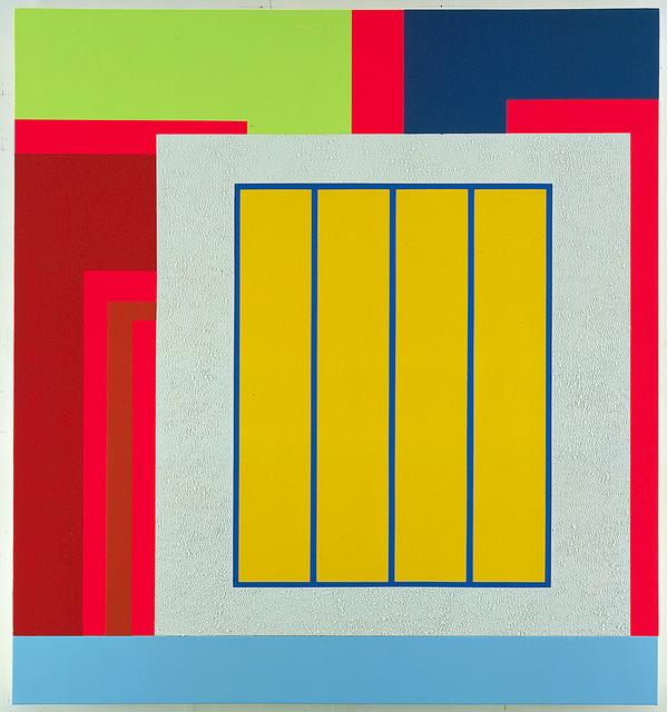 , 'Time series (White Prison),' 2002, Galeria Senda