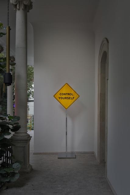 , 'Control Yourself,' 2018, MAIA Contemporary