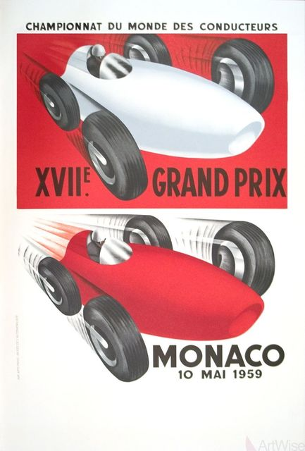 , 'Monaco Grand Prix 1959,' 2002, ArtWise