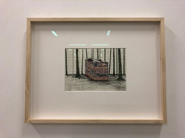 , 'Ortisei diaries II,' 2018, Galleria Doris Ghetta