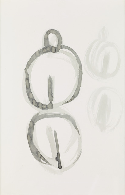 , 'Untitled,' 1984, Galerie Lelong & Co