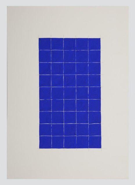 , 'Squares No.10,' 2013, Gallery Isabelle van den Eynde