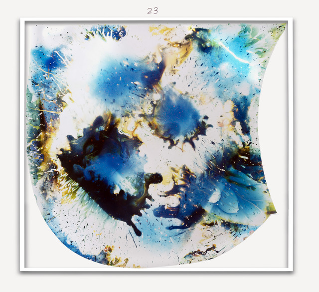 , '023,' 2018, Lora Reynolds Gallery