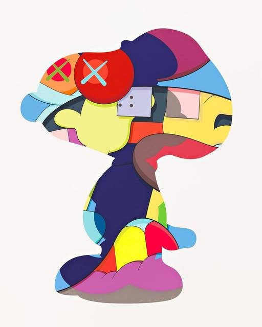 KAWS, 'No One's Home', 2015, Hang-Up Gallery