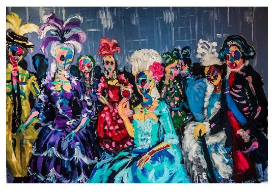 Bradley Theodore, 'Marie's Ball', 2015, LCD Gallery