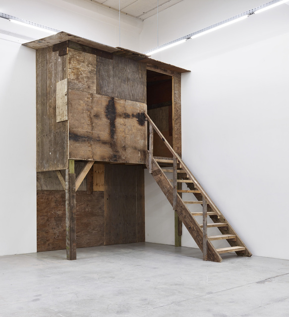 , 'Untitled (Hut),' 2015, Galleri Nicolai Wallner