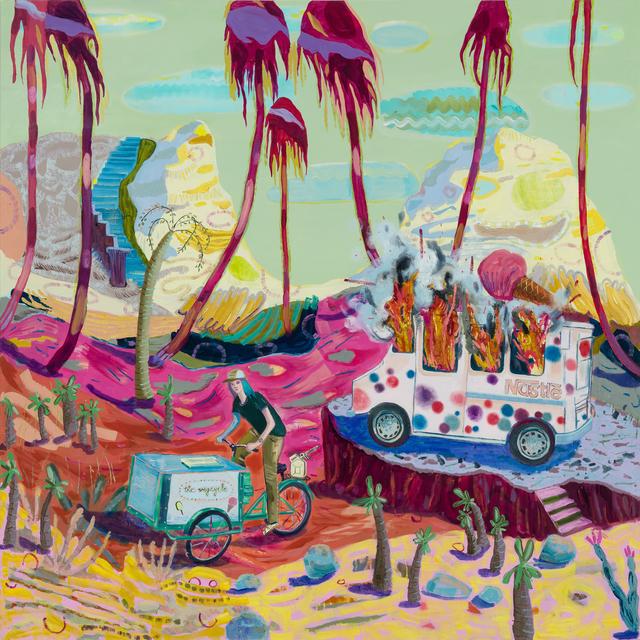 , 'Guerilla Ice,' 2018, Asya Geisberg Gallery