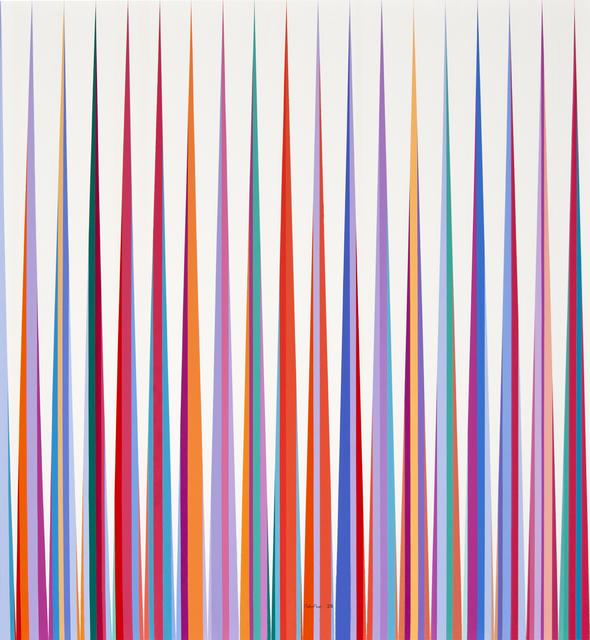 , 'Trial No. 115,' 2015, Ayyam Gallery