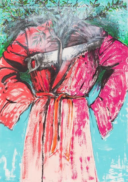 Jim Dine, 'Atheism', 1986, Larsen Gallery