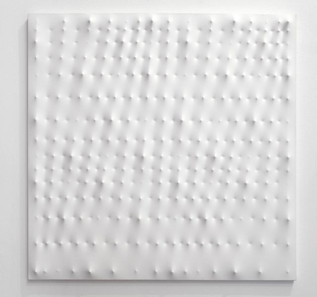 , 'Superficie bianca,' 1985, Lorenzelli arte
